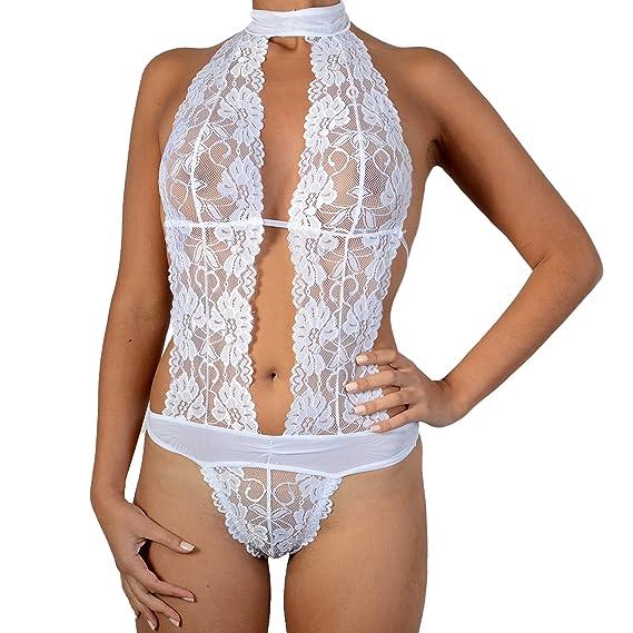 Thea Body en Dentelle - Valege  Amazon.fr  Vêtements et accessoires c86fba59a79