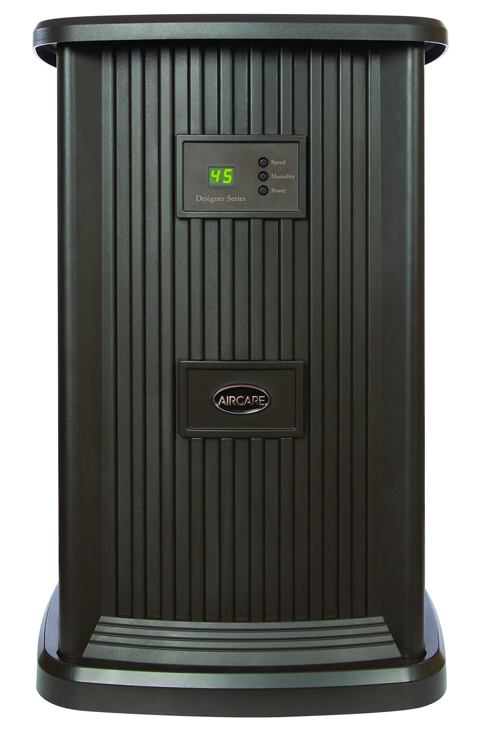 AIRCARE EP9 800 Digital Whole-House Pedestal-Style Evaporative Humidifier, Espresso by Essick Air (Image #1)
