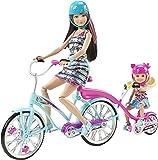 Barbie Sisters Tandem Bike Playset