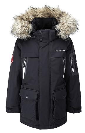Kozi Kidz Kids&39 Parka Coat: Amazon.co.uk: Sports &amp Outdoors