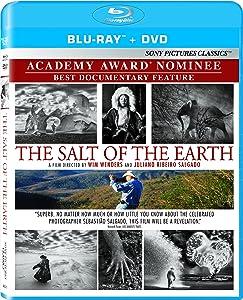 The Salt of the Earth (Blu-ray + DVD)