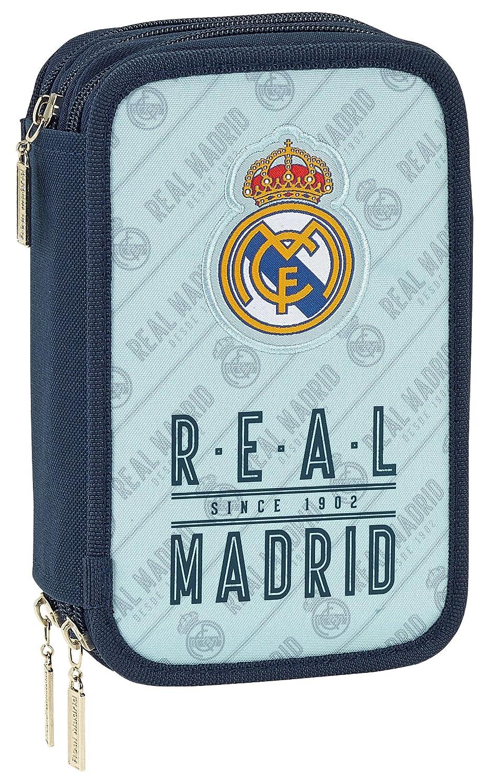 Astuccio Real Madrid Corporativa Ufficiale, Scolastico, Include 41 Oggetti 411824057