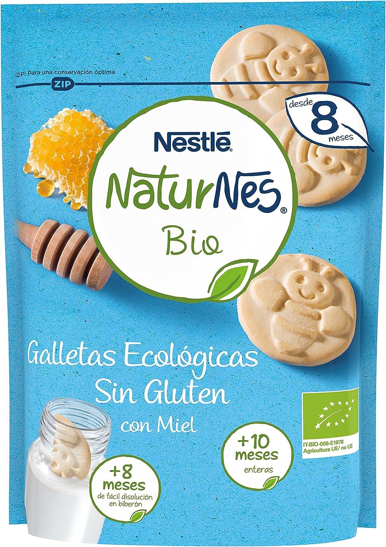 Galletas ecológicas con miel NESTLÉ (6 paquetes de 150 gr)
