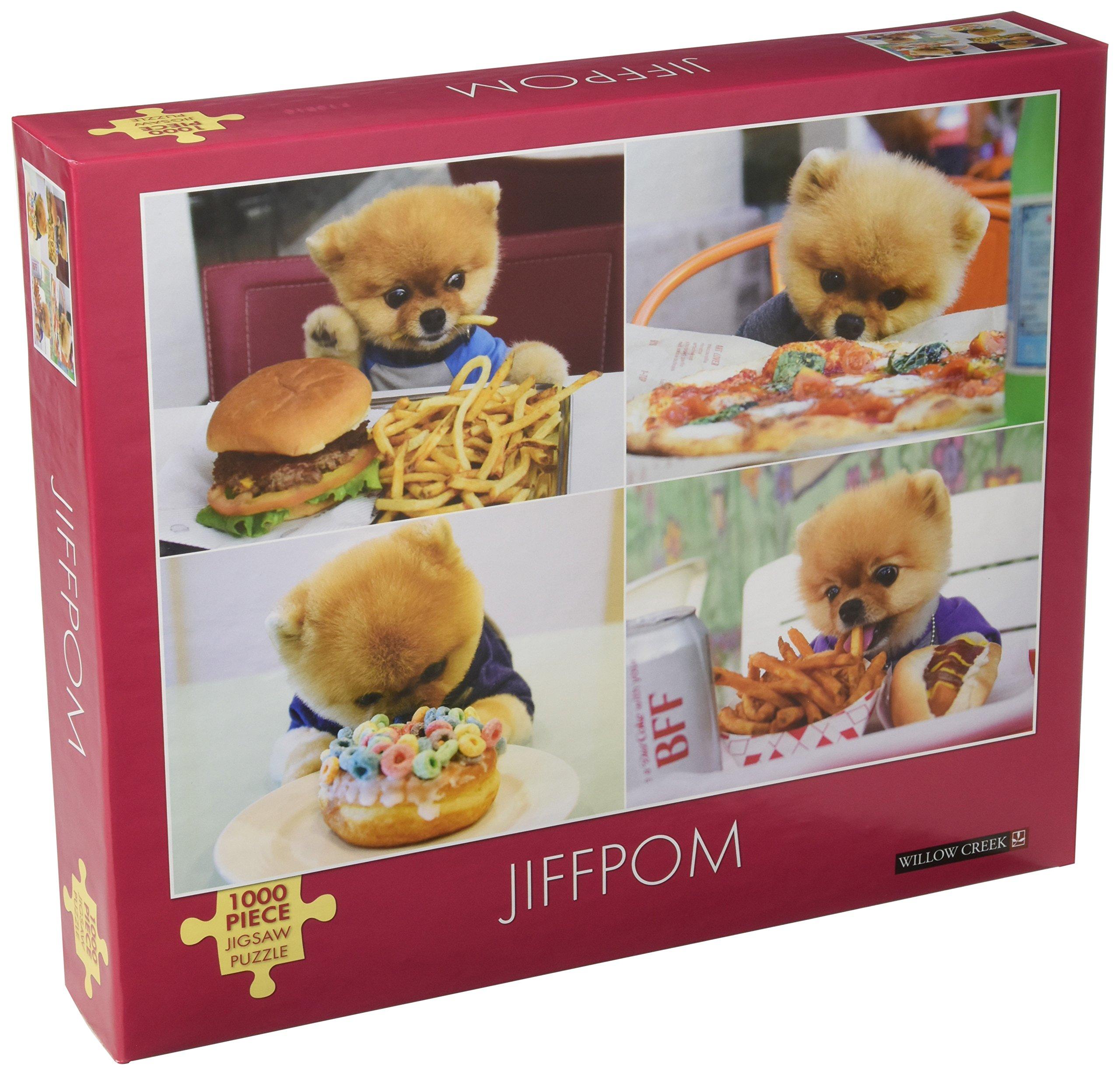 Download Jiffpom: 1000-piece Puzzle ebook