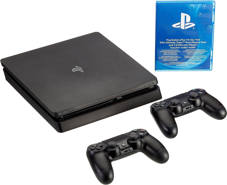 PlayStation 4 - Consola Slim (1TB) Destiny 2: Amazon.es: Electrónica