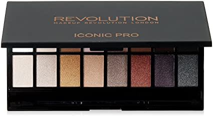 Image Unavailable. Image not available for. Colour: Makeup Revolution London Salvation Palette, Iconic Pro ...