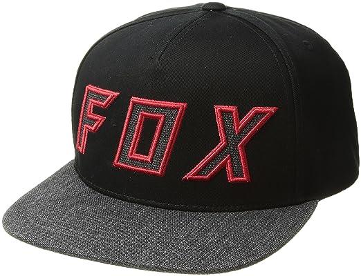 Fox Posessed Snapback Hat Black: Amazon.es: Coche y moto