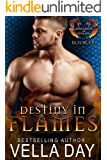 Destiny In Flames: A Hot Paranormal Dragon Shifter Romance (Hidden Realms of Silver Lake Book 4)