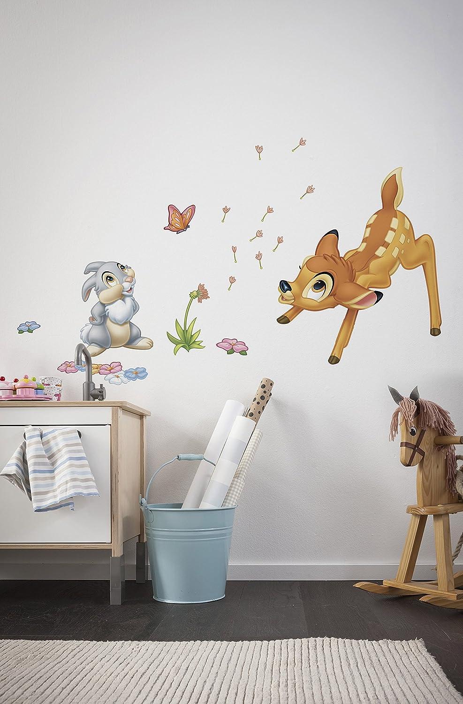 Pared de pared Bambi 50 x 70 cm 17 tlg.