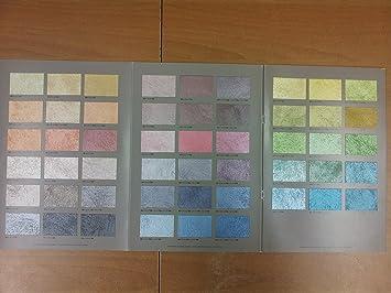 Pittura vernice ad effetto decorativo disponibile in tutti i ...