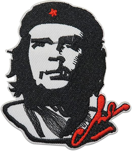 Finally Home Che Guevara - Parche termoadhesivo, diseño de Parches: Amazon.es: Juguetes y juegos