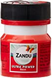 Zandu Ultra Power Balm - 8 ml (Sample)