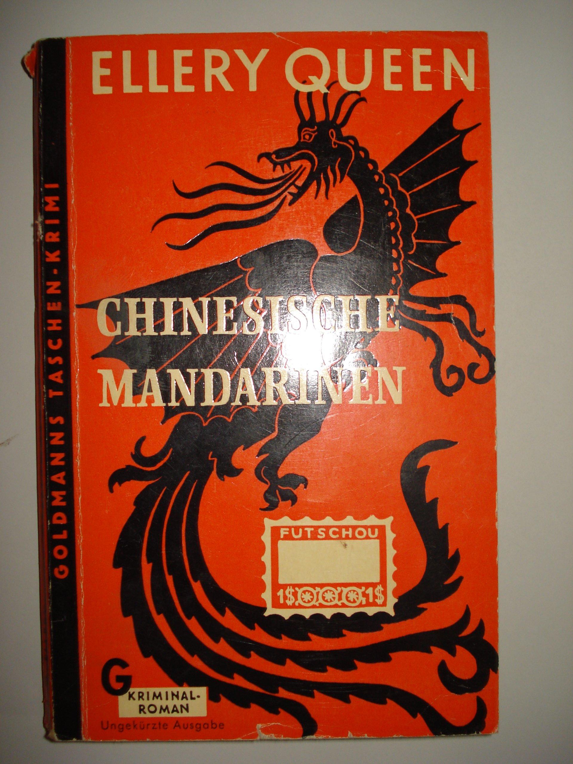 Ellery Queen - Chinesische Mandarinen