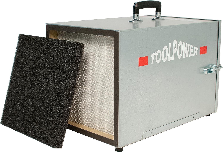Tool Power purificador de aire, atrapapolvo, 1 pieza, TP 600 M ...