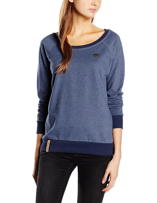 Naketano Women's Sweatshirt Krokettenhorst II (XL, Lavender