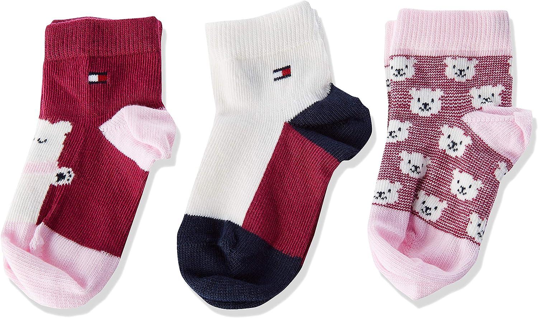 Tommy Hilfiger Unisex Baby Socks 3er Pack