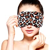 Heated Microwavable Eye Mask by FOMI Care   Lavender Scented, Reusable, Compress for Migraines, Dry Eyes, Headaches, and Sinus Relief   New Clay Bead Wrap Technology - Penetrates Soothing Moist Heat