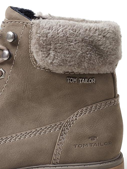 Tailor Tailor Damen Damen Stiefeletten Tom Tom 5890106 rdWCBxoQe