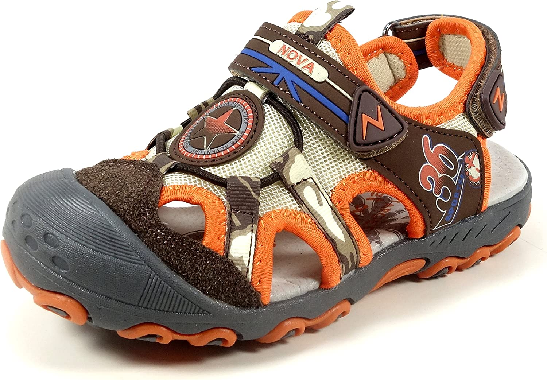 Nova Utopia Toddler Little Boys Girls Summer Sandal Sneakers