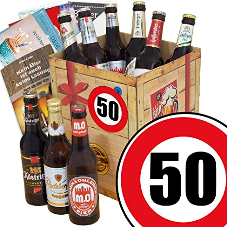 Geschenkidee Geburtstag Ost Deutsche Biere Geburtstag 50