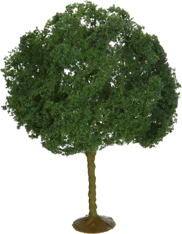 2 Piece Bachmann Industries SceneScapes Oak Trees 4 1//2-5