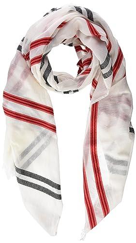 Trucco Neray, Pañuelo para Mujer, Rojo (Rojo Medio), One Size (Tamaño del fabricante:Única)