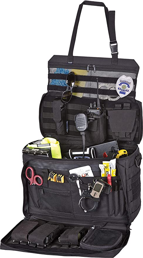 Negro Adulto Bolsa Patrol Wingman 5.11 Tactical Series 56045-019 Unisex un tama/ño