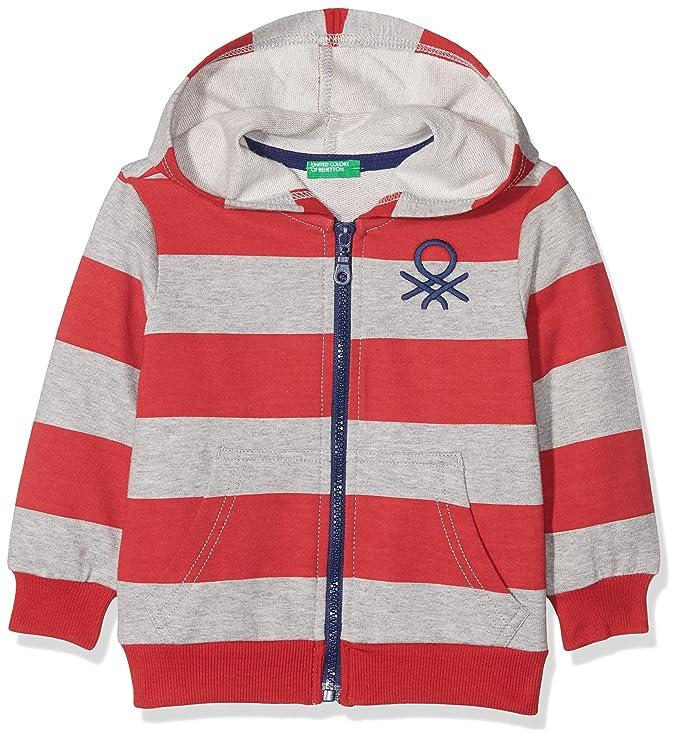 United Colors of Benetton Jacket W/Hood L/S, Capucha para Niños: Amazon.es: Ropa y accesorios