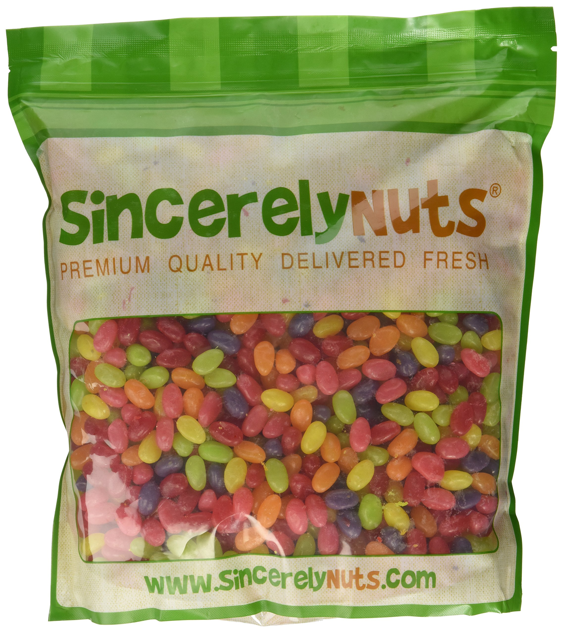 Teenee Beanee Jelly Beans Americana Medley Mix - 5lb Bag by Just Born (Image #1)