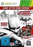 Batman: Arkham City - Game of the Year Edition - [Xbox 360]