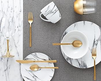 Safdie & Co. AM02721EC Dinnerware Set