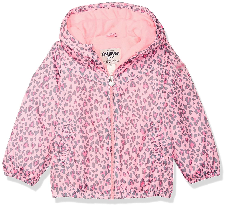 OshKosh BGosh Baby Girls Favorite Midweight Jacket with Fleece Lining