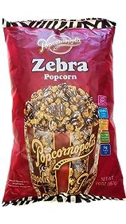 Image result for popcornopolis zebra popcorn
