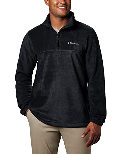 174f2ebcd53 Image Unavailable. Image not available for. Color: Columbia Men's Steens  Mountain Half Zip Soft Fleece Jacket ...