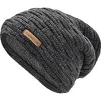 urban air | Street Classics | Cozy fit Beanie, Mütze | Damen, Herren | mit weichem Teddyfell gefüttert | für warme Ohren | Relax fit