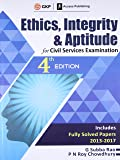 Ethics, Integrity and Aptitude English for Civil Services Examination