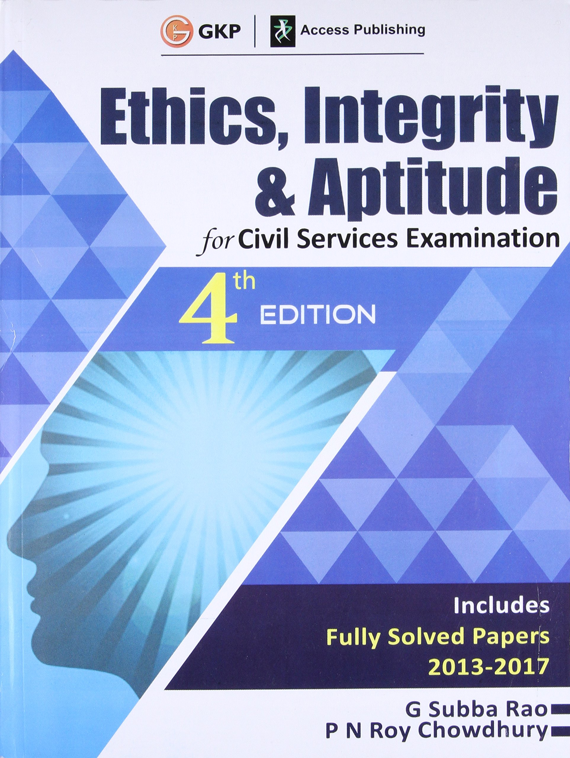 Buy Ethics, Integrity and Aptitude English for Civil