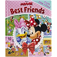Disney Minnie Mouse - Best Friends My First Look and Find Activity Book - PI Kids