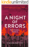 A Night of Errors (The Inspector Appleby Mysteries)