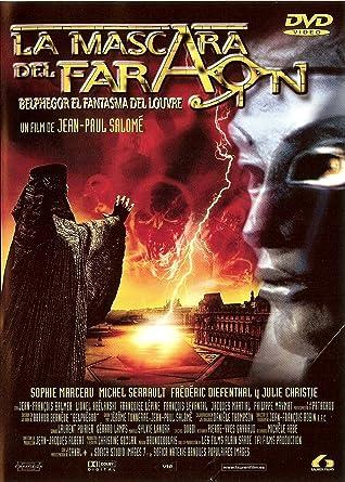 La máscara del faraón [DVD]