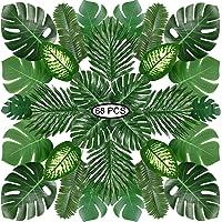 Hojas de Palma Artificiales, PietyPet 68 Piezas 8