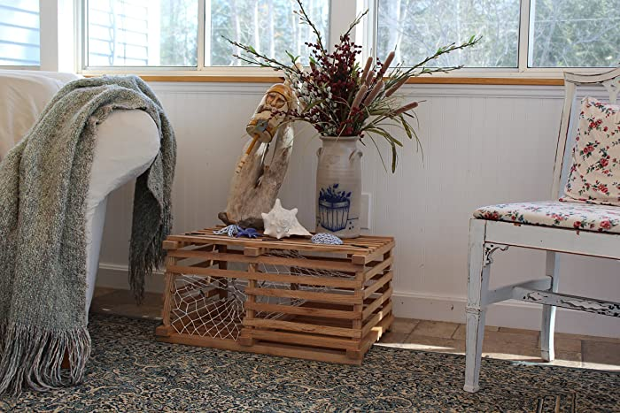 Brilliant 24 Inch Maine Wooden Lobster Trap Andrewgaddart Wooden Chair Designs For Living Room Andrewgaddartcom