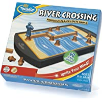 ThinkFun Nehirden Geçiş (River Crossing)