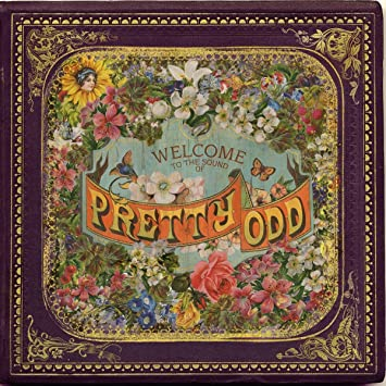 Image result for panic at the disco pretty odd vinyl