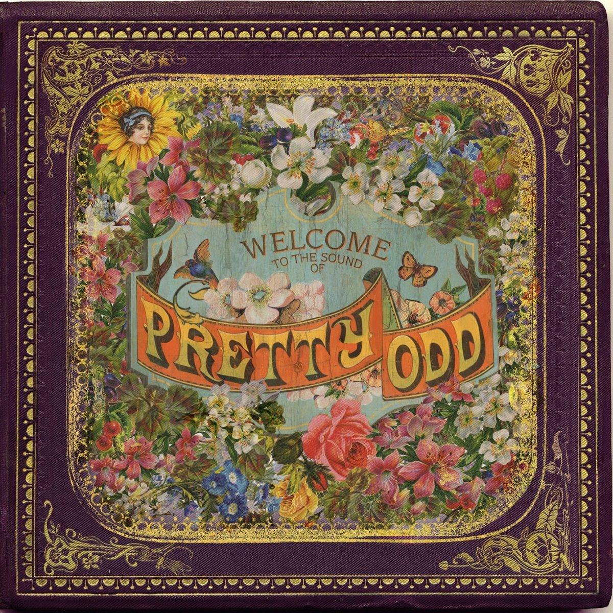 Vinilo : Panic! At the Disco - Pretty.Odd (LP Vinyl)