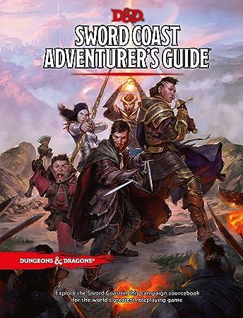 sword coast adventurers guide dd accessory