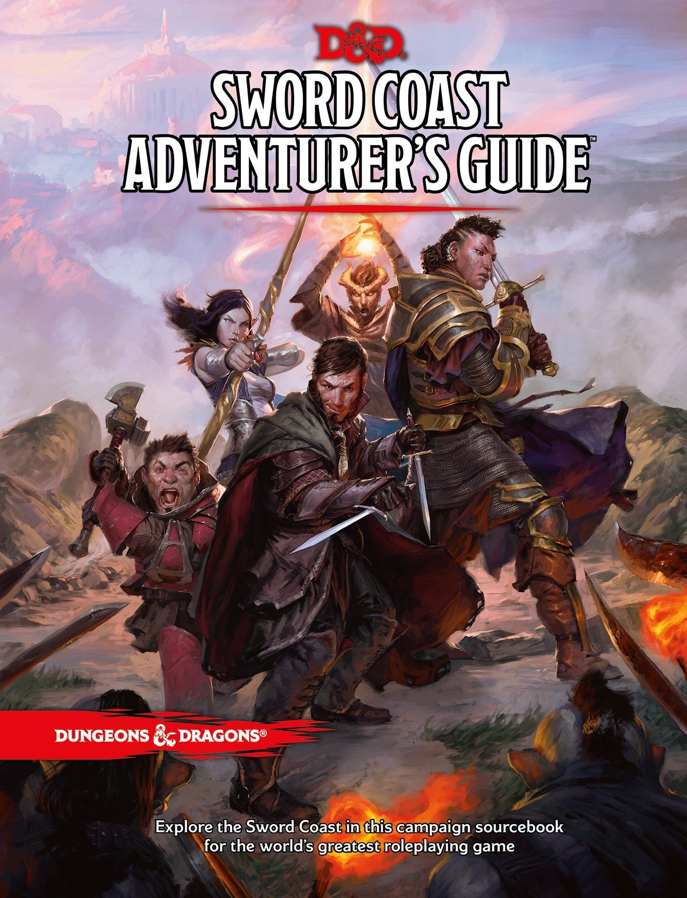 Amazon com: Sword Coast Adventurer's Guide (Dungeons & Dragons