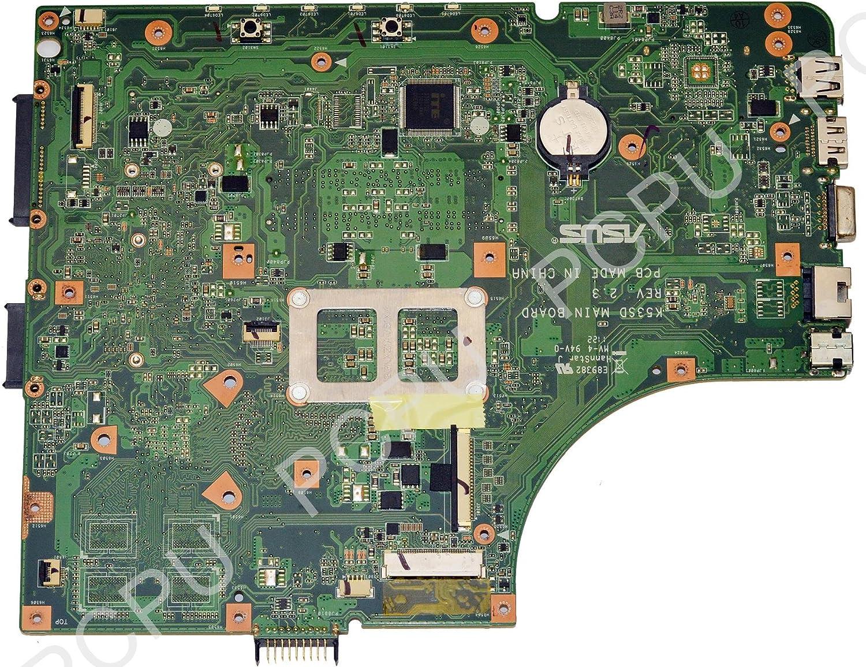 60-N3CMB1300-D04 Asus K53E Intel Laptop Motherboard s989