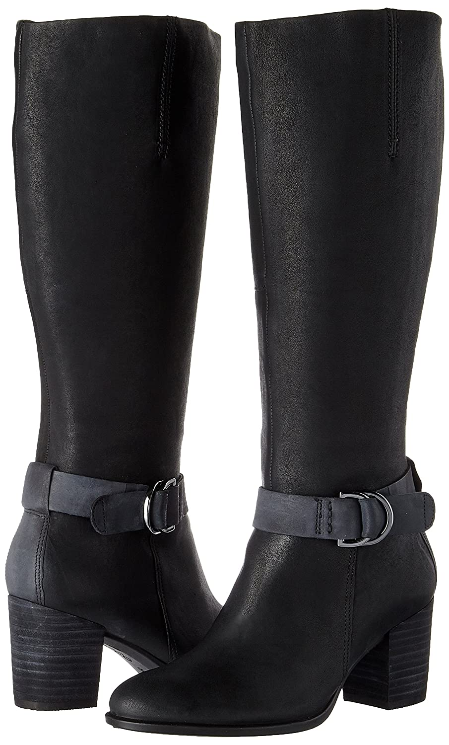 ECCO Women's Riding Women's Shape 55 Tall Riding Women's Boot B01N7VT1TB 40 EU / 9-9.5 US|Black/Black 78c5d9