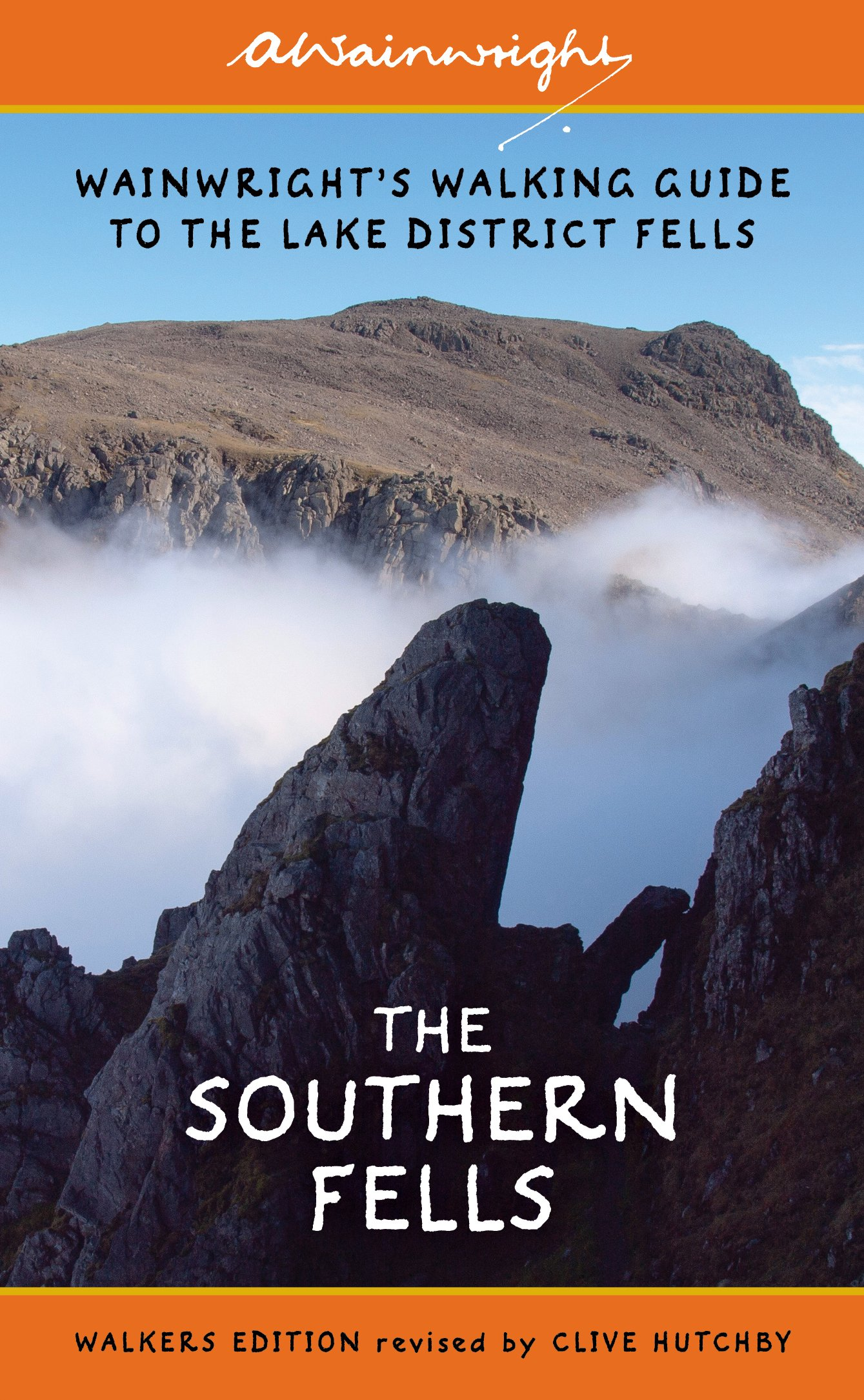 Download Wainwright's Illustrated Walking Guide to the Lake District Book 4: The Southern Fells (Wainwright Walkers Edition) PDF